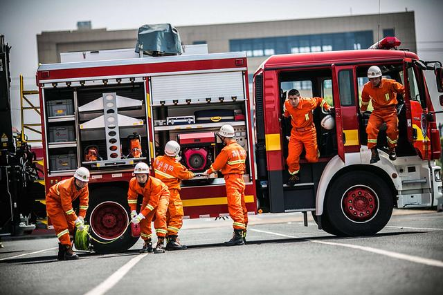 全国政府专职消防员招聘公告